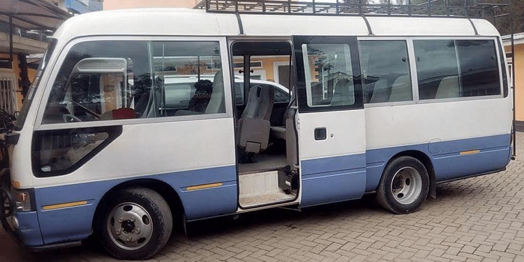 Nairobi Arusha Moshi shuttle