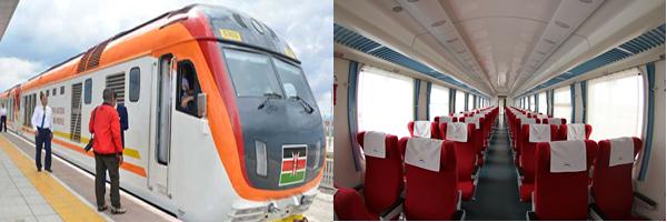 SGR Nairobi Contacts
